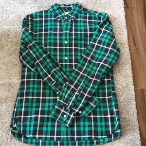 Bonobos plaid shirt